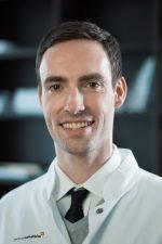 Privatdozent Dr. med. J. Steinberg, FEBO